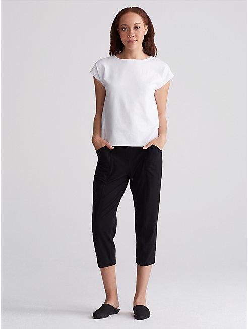 Organic Cotton Jersey Top
