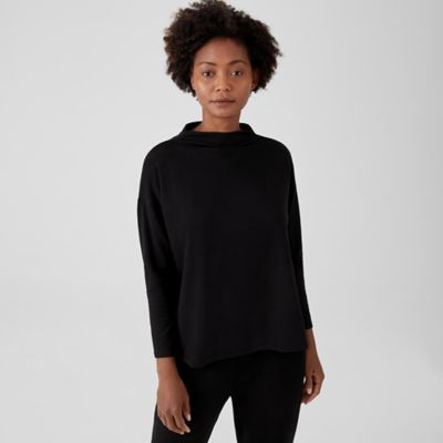 Cozy Brushed Terry Box-Top