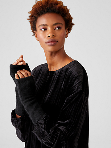 Cashmere Silk Bliss Glovelettes