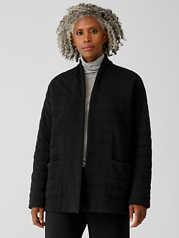 Quilted Organic Cotton Jacket
