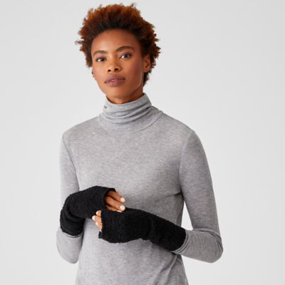 Organic Cotton Boucle Glovelettes