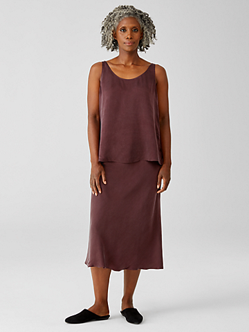 Sandwashed Cupro 