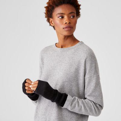 Italian Cashmere Glovelettes