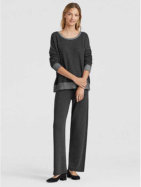 Lightweight Cozy Tencel Drawstring Pant