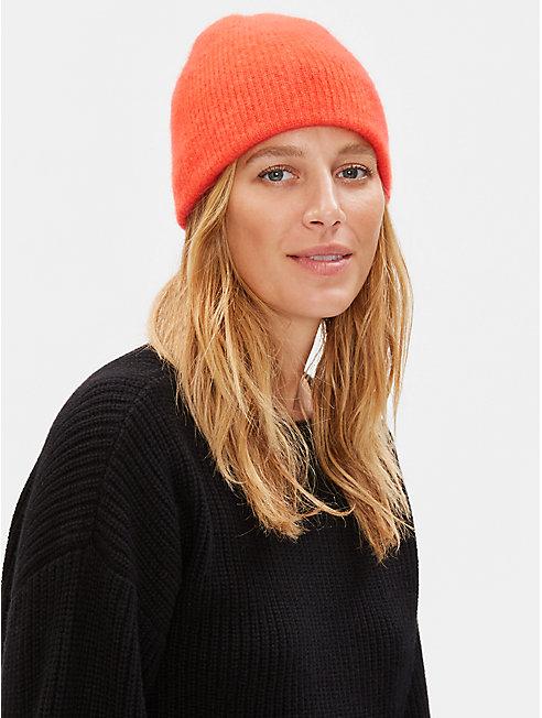 Cashmere Silk Hat
