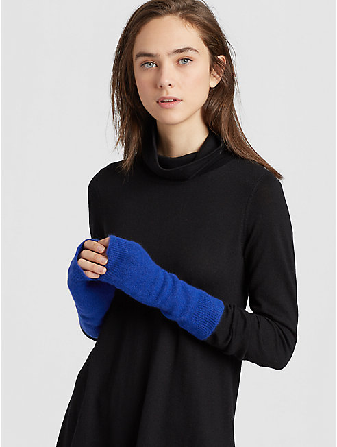 Cashmere Silk Glovelettes