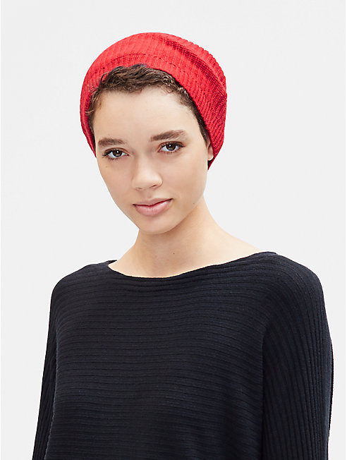 Lofty Recycled Cashmere Hat