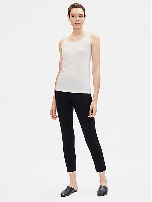 System Silk Jersey Cami