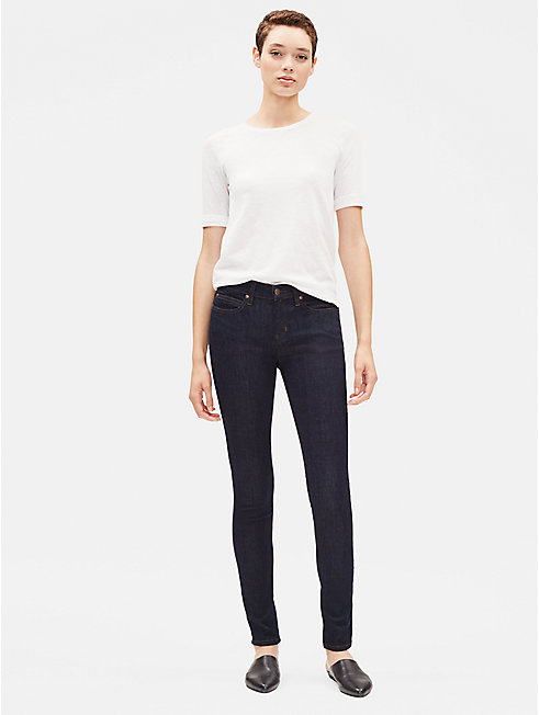 System Organic Cotton Skinny Jean