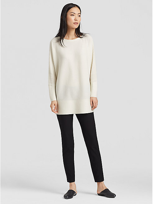 Luxe Merino Stretch Tunic