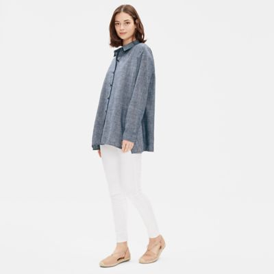 Hemp Organic Cotton Chambray Shirt