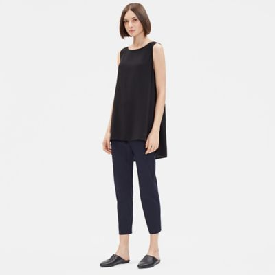 Organic Cotton Slim Pant