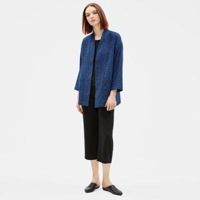 Artisanal Organic Cotton Jacket