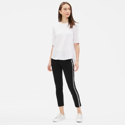 Organic Cotton Stretch Slim Pant