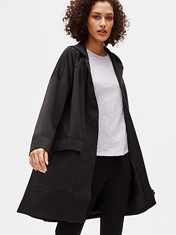 Recycled Polyester Rain Jacket