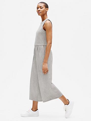 Speckled Organic Cotton Jumpsuit