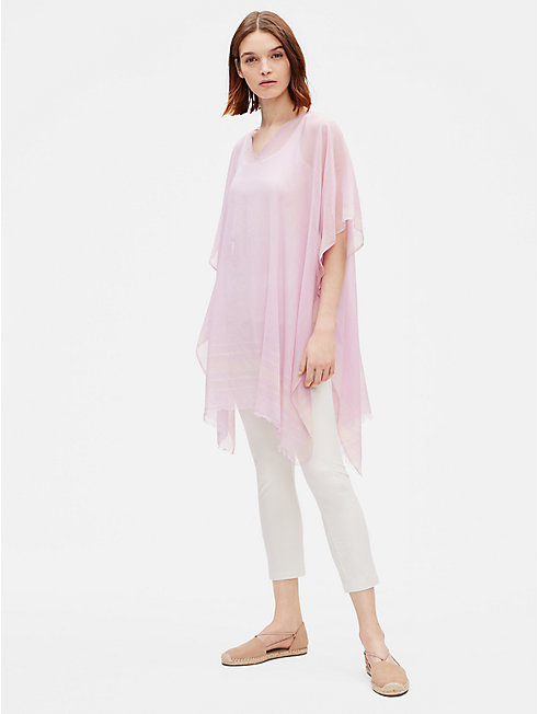 Handloomed Organic Cotton Caftan