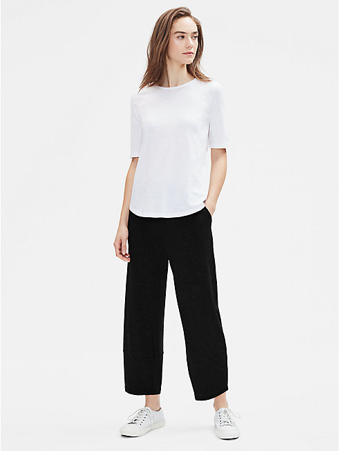 Tencel Terry Lantern Pant