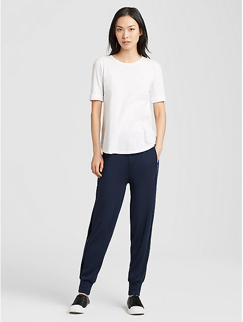 Tencel Terry Track Pant