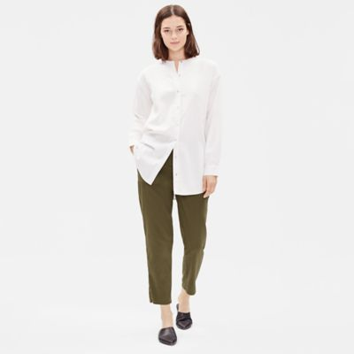 Soft Organic Cotton Twill Pant