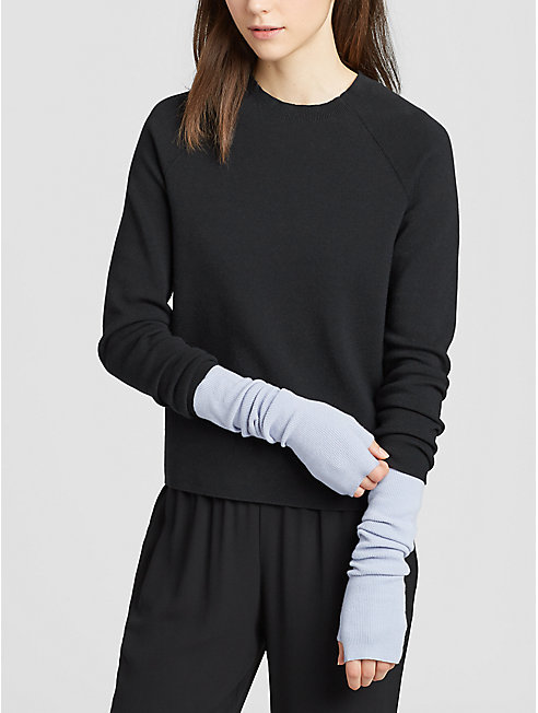 Luxe Merino Stretch Extra Long Glovelettes