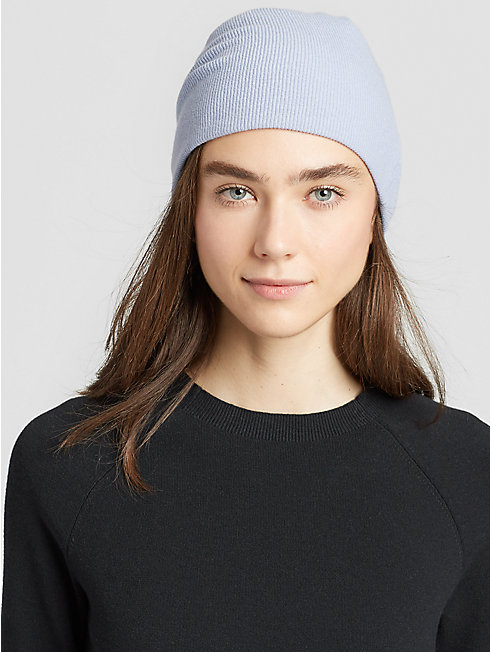 Luxe Merino Stretch Slouchy Hat