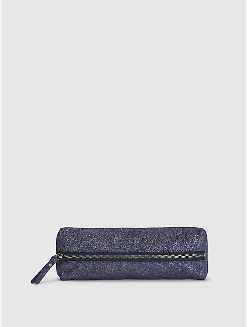 Shimmer Leather Slim Case