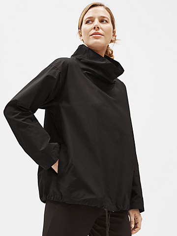 Light Organic Cotton Nylon Pullover