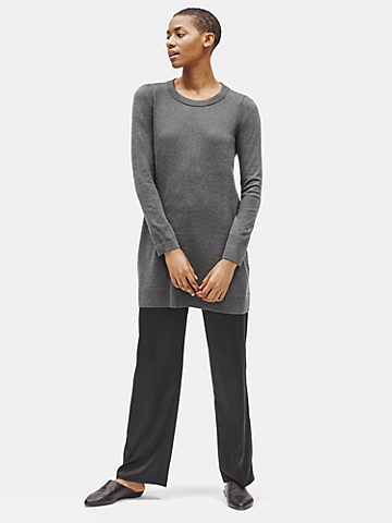 Lightweight Cozy Tencel Tunic