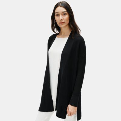 Organic Cotton Cord Cardigan