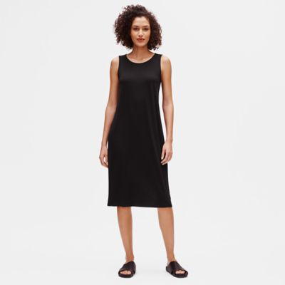 Tencel Jersey Tank Dress