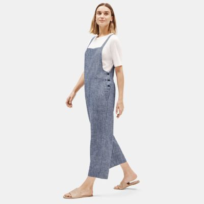 Hemp Organic Cotton Chambray Jumpsuit
