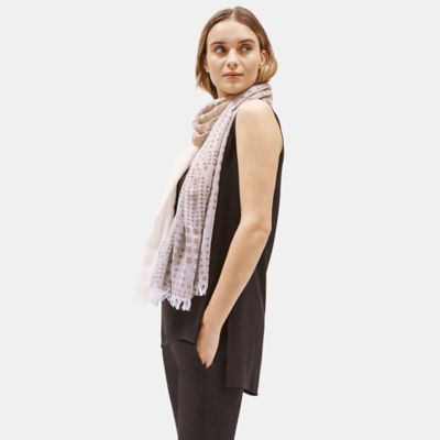 Organic Cotton Dot Wrap