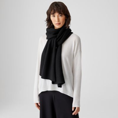 Lofty Recycled Cashmere Scarf
