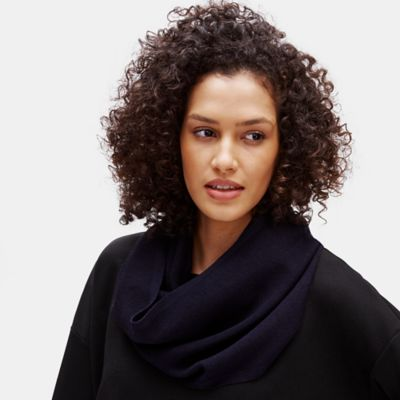 Merino Links Infinity Scarf in Responsible Wool