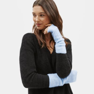 Cashmere Silk Bliss Glovelettes