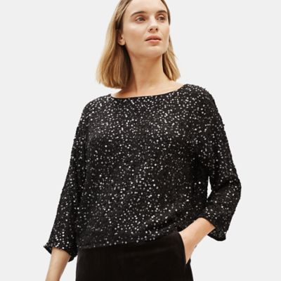 Silk Sparkle Box-Top