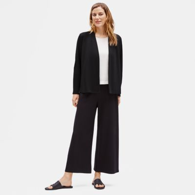 Flex Tencel Ponte Jacket