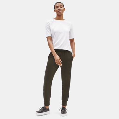 Tencel Stretch Terry Jogger Pant