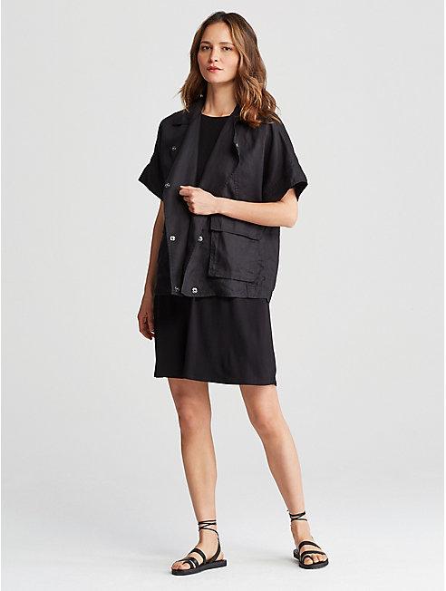Bluesign® Certified Organic Linen Jacket