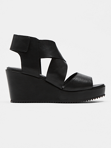 Whimsy Wedge Sandal