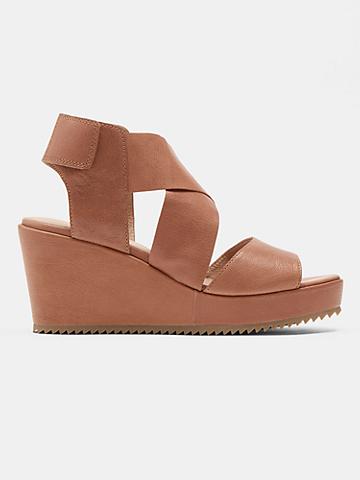 Whimsy Wedge Sandal