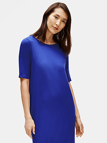 Tencel Jersey Easy Dress