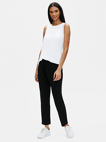 Fine Jersey Slouchy Pant