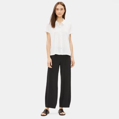 Hemp Organic Cotton Lantern Pant
