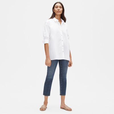 Organic Cotton Classic Collar Shirt