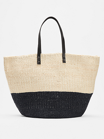 Bamboula for EILEEN FISHER Oversized Sisal Tote