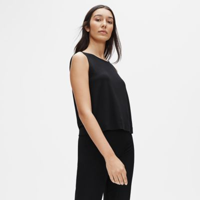 Lightweight Viscose Jersey Slim Shell