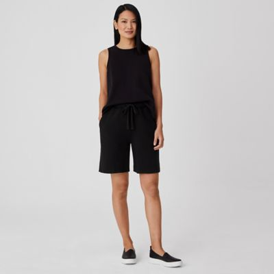 Organic Cotton French Terry Shorts