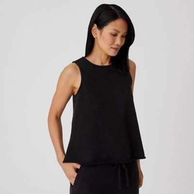 Organic Cotton French Terry Tank